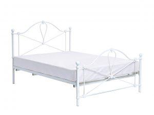Bronte 5.0 Kingsize Bed White