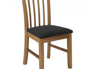 Brooklyn Dining Chair Oak (Pack of 2)