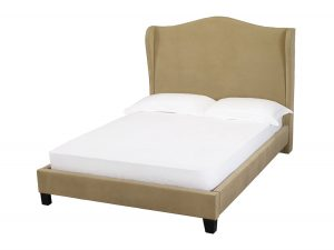 Chateaux 4.6 Double Bed Beige