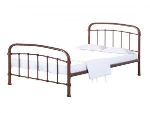 Halston 4.6 Double Copper Bed