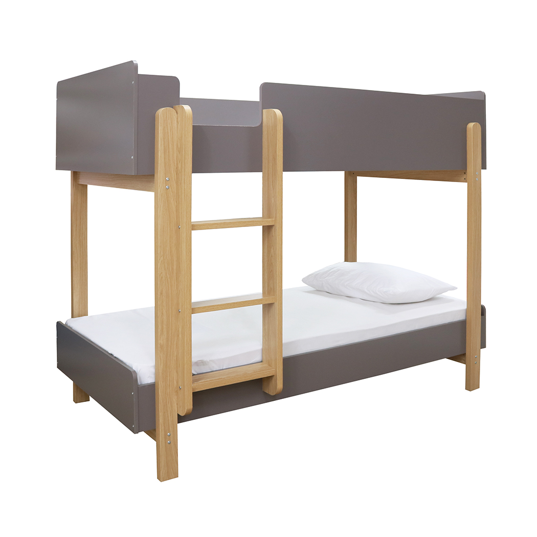 Hero Bunk Bed Grey