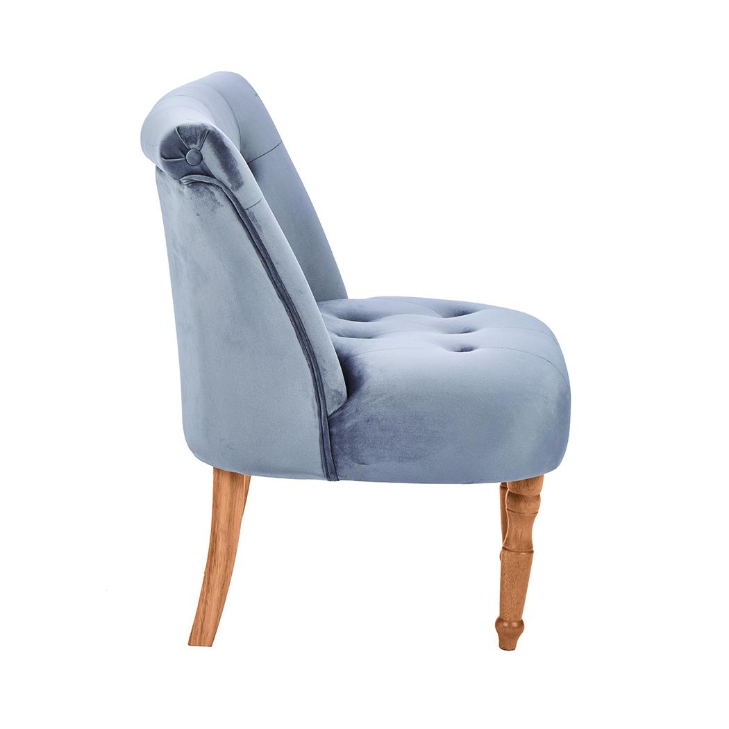 Lydia Chair Silver