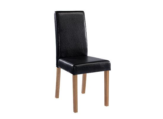 Oakridge Chair Black (Pack of 2)