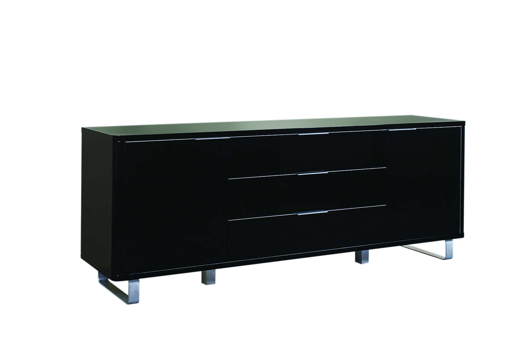 Accent Sideboard Black
