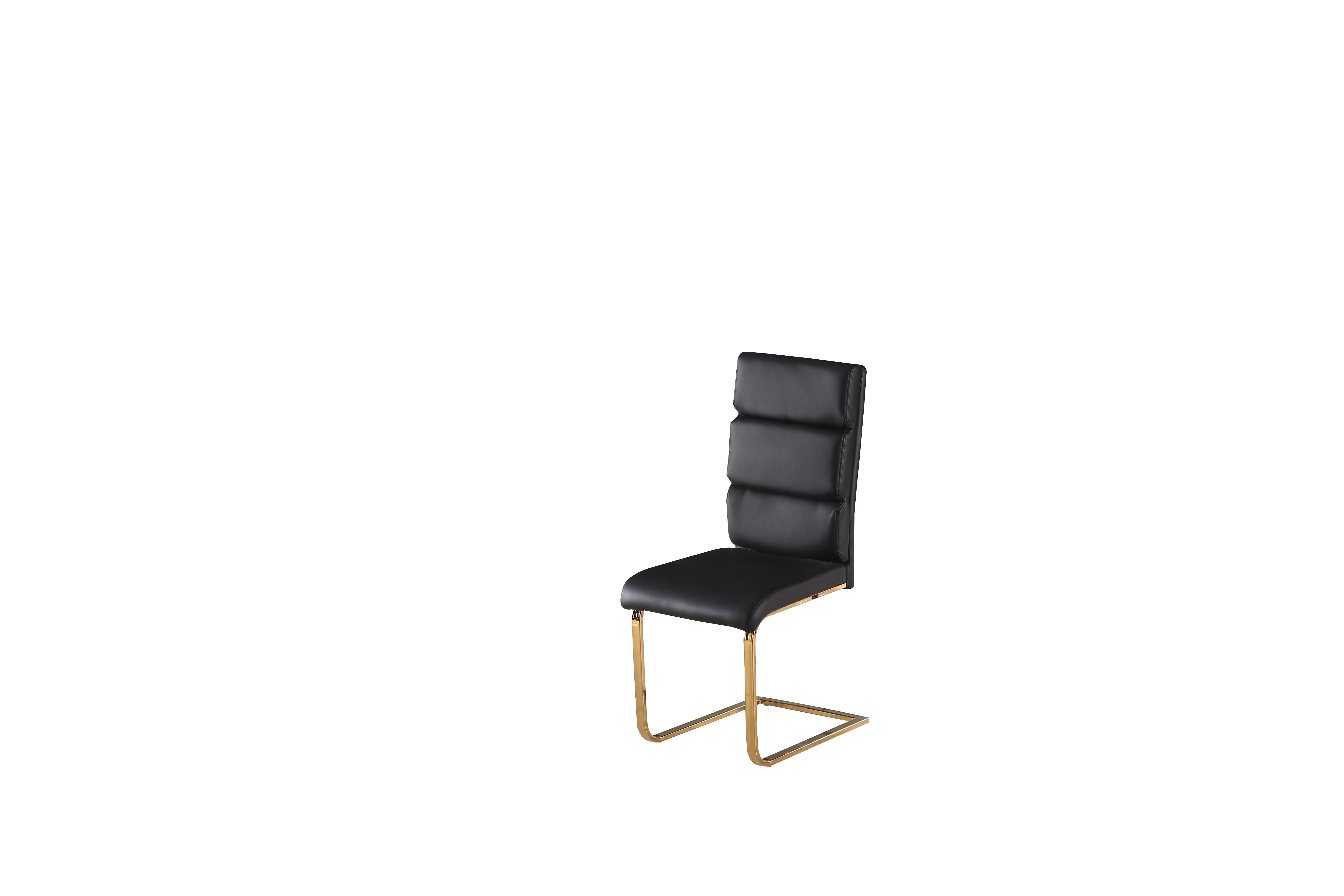 Antibes Dining Chair Black (Pack of 2)