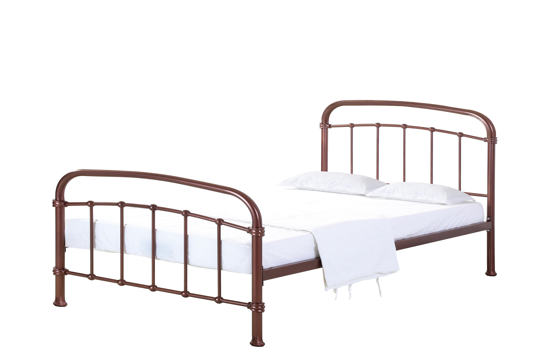 Halston 3.0 Single Copper Bed