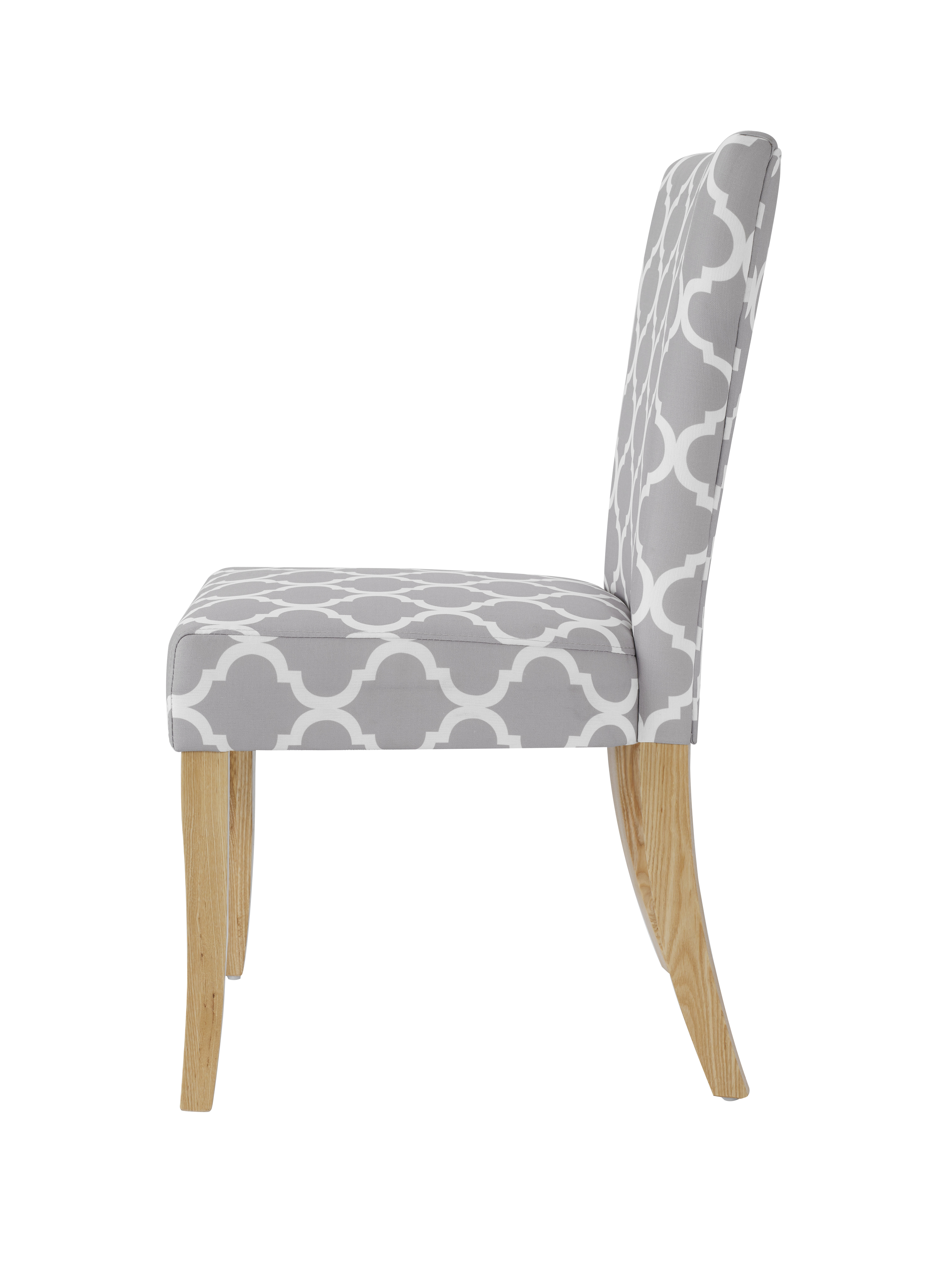 Hugo Dining Chair Patterned (Pack of 2)