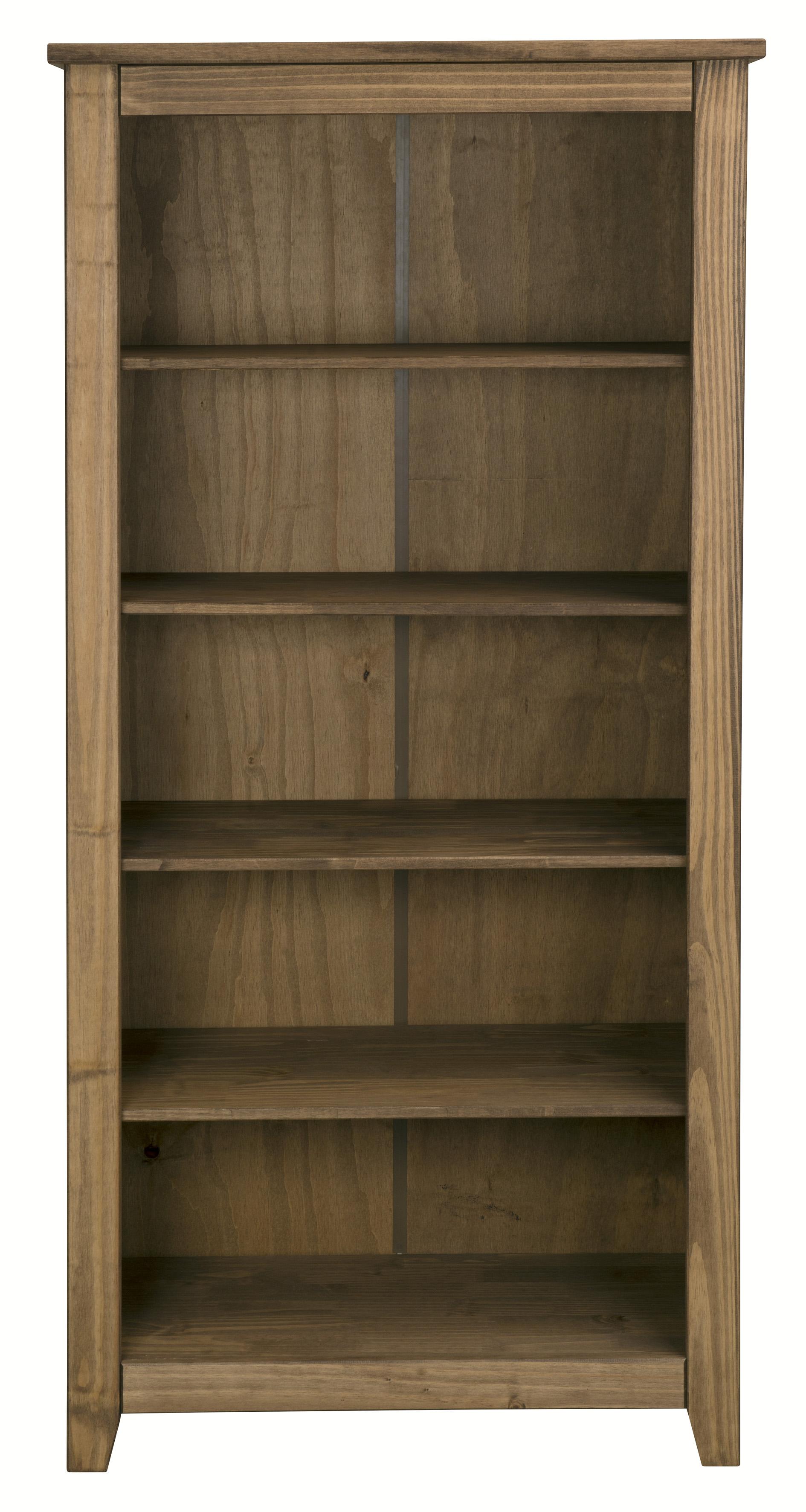 Havana Bookcase Pine