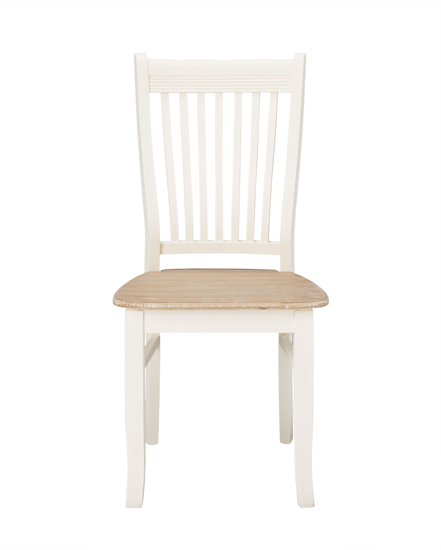 Juliette Chair Cream (Pack of 2)