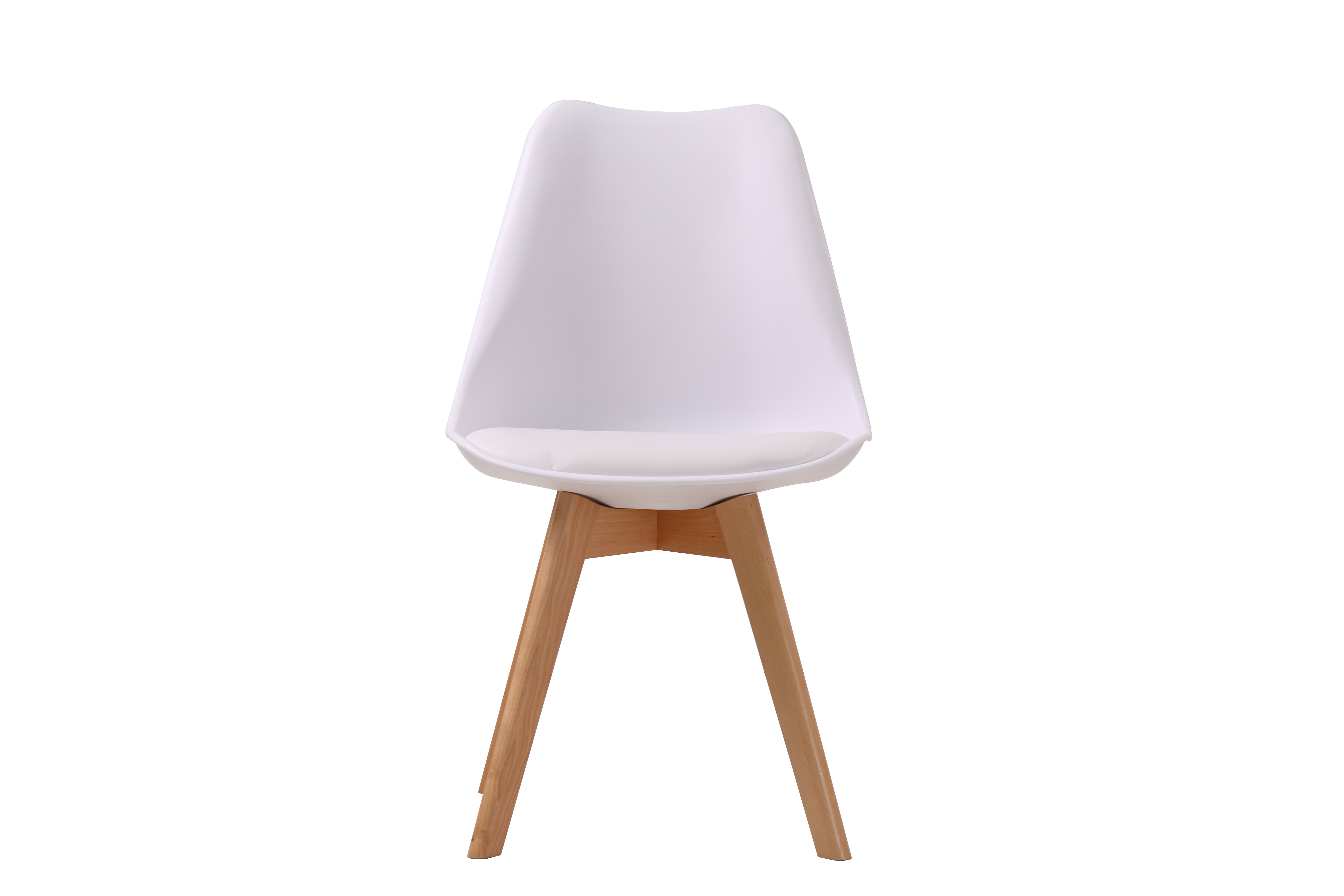Louvre Chair White (Pack of 2)