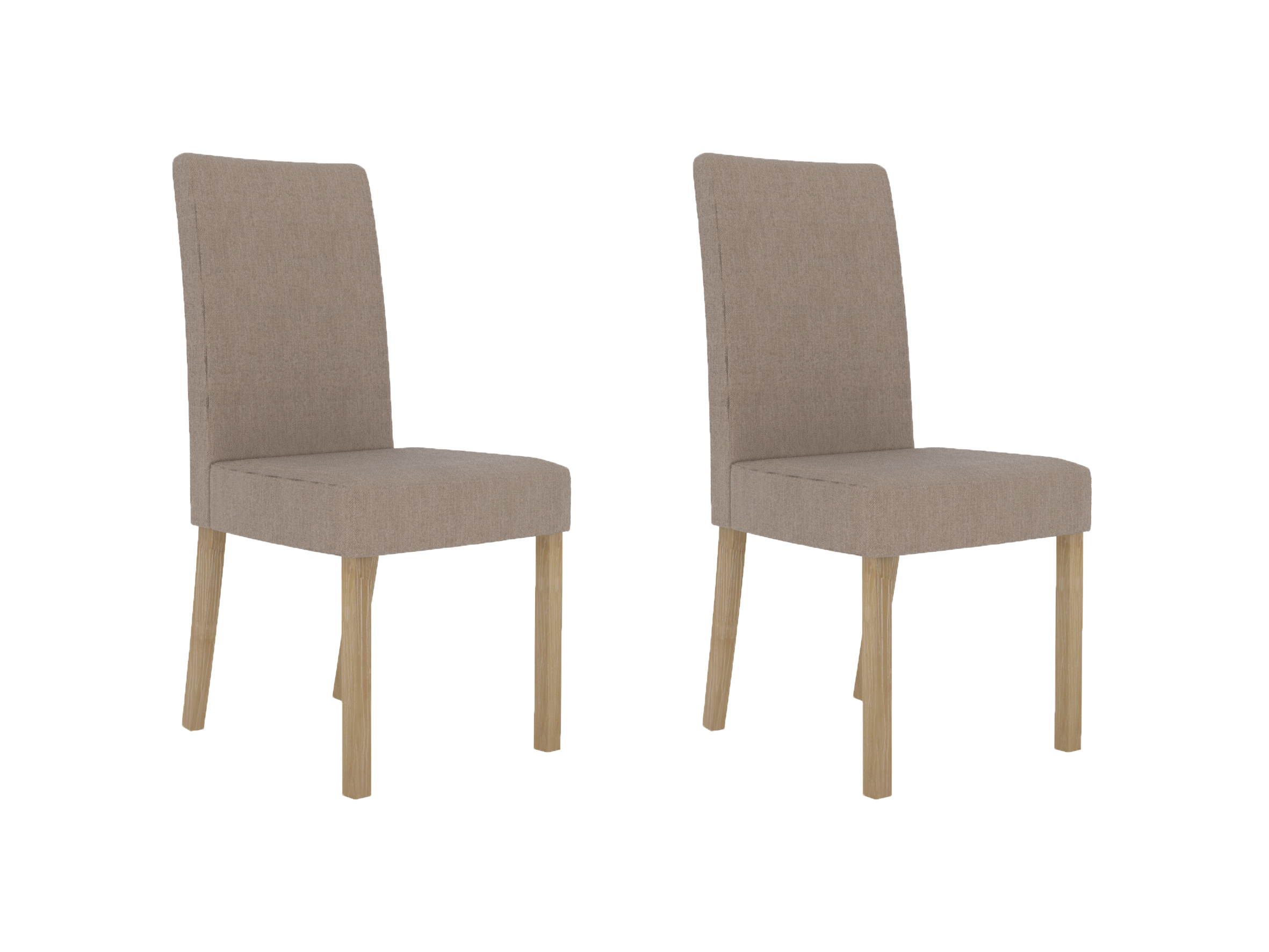 Melodie Chair Beige (Pack of 2)