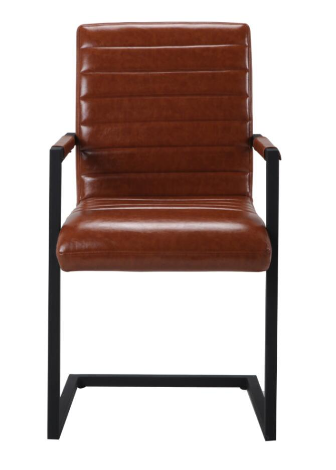 Montana Carver Dining Chair Brown (Pack of 2)