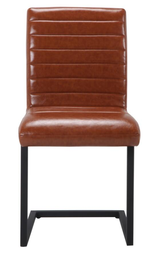 Montana Dining Chair Brown (Pack of 2)