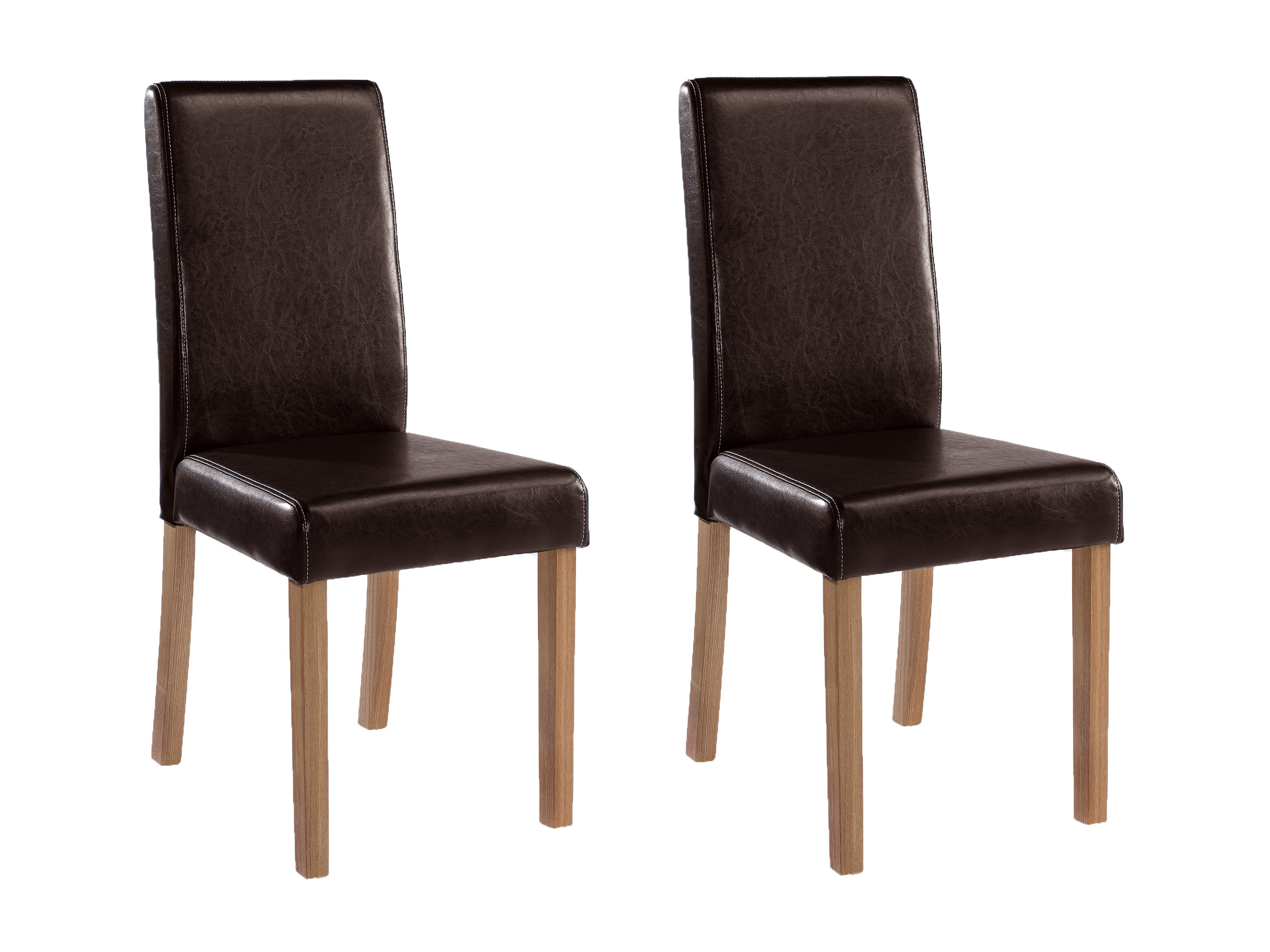 Oakridge Chair Brown (Pack of 2)