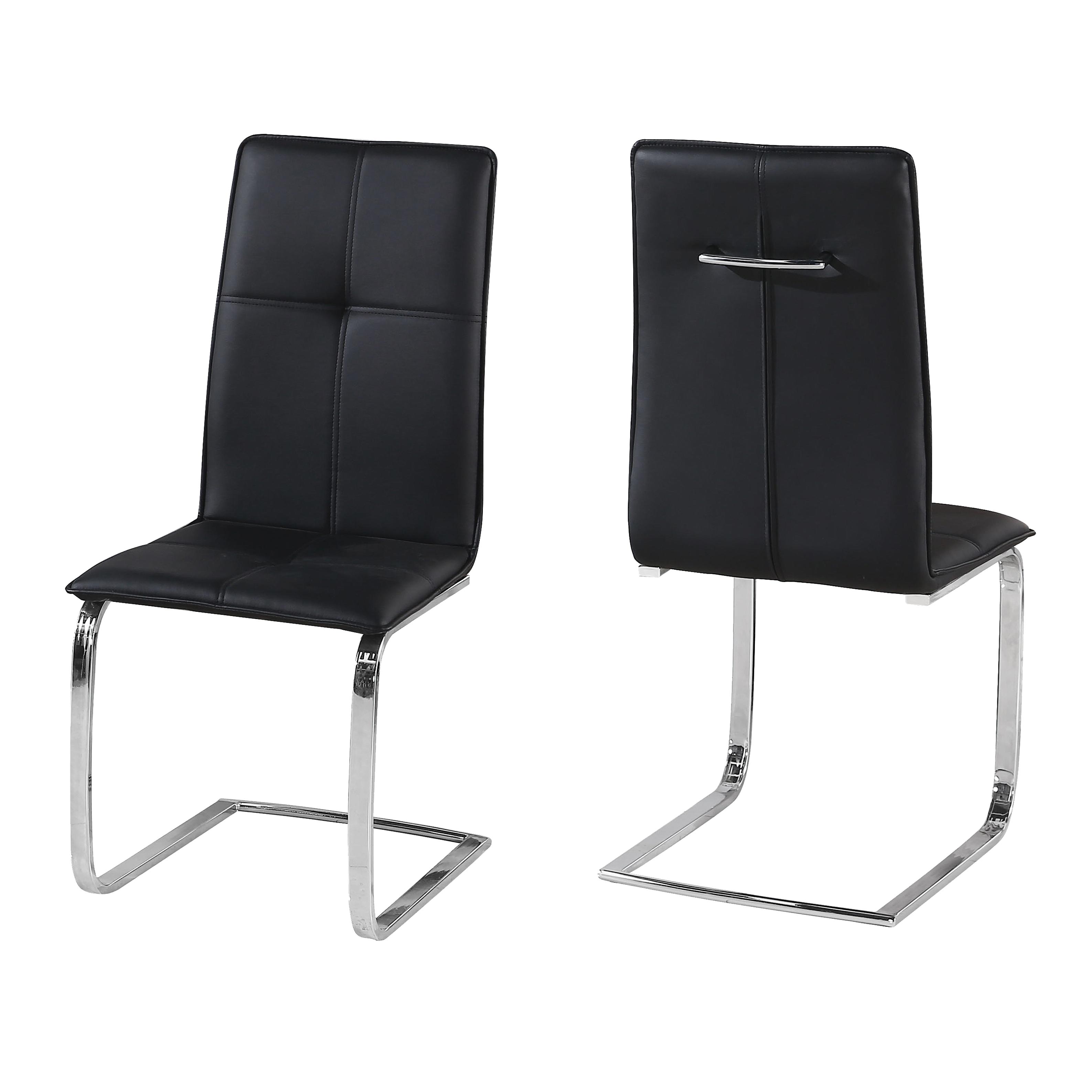 Opus Chair Black (Pack of 2)