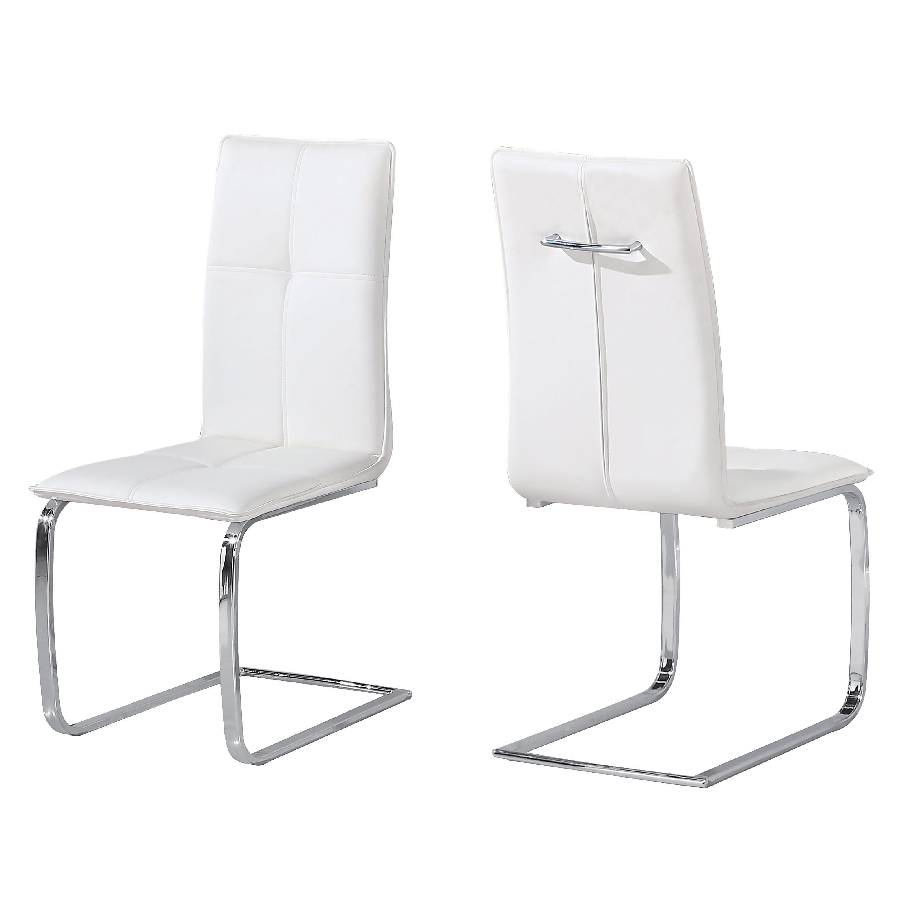 Opus Chair White (Pack of 2)