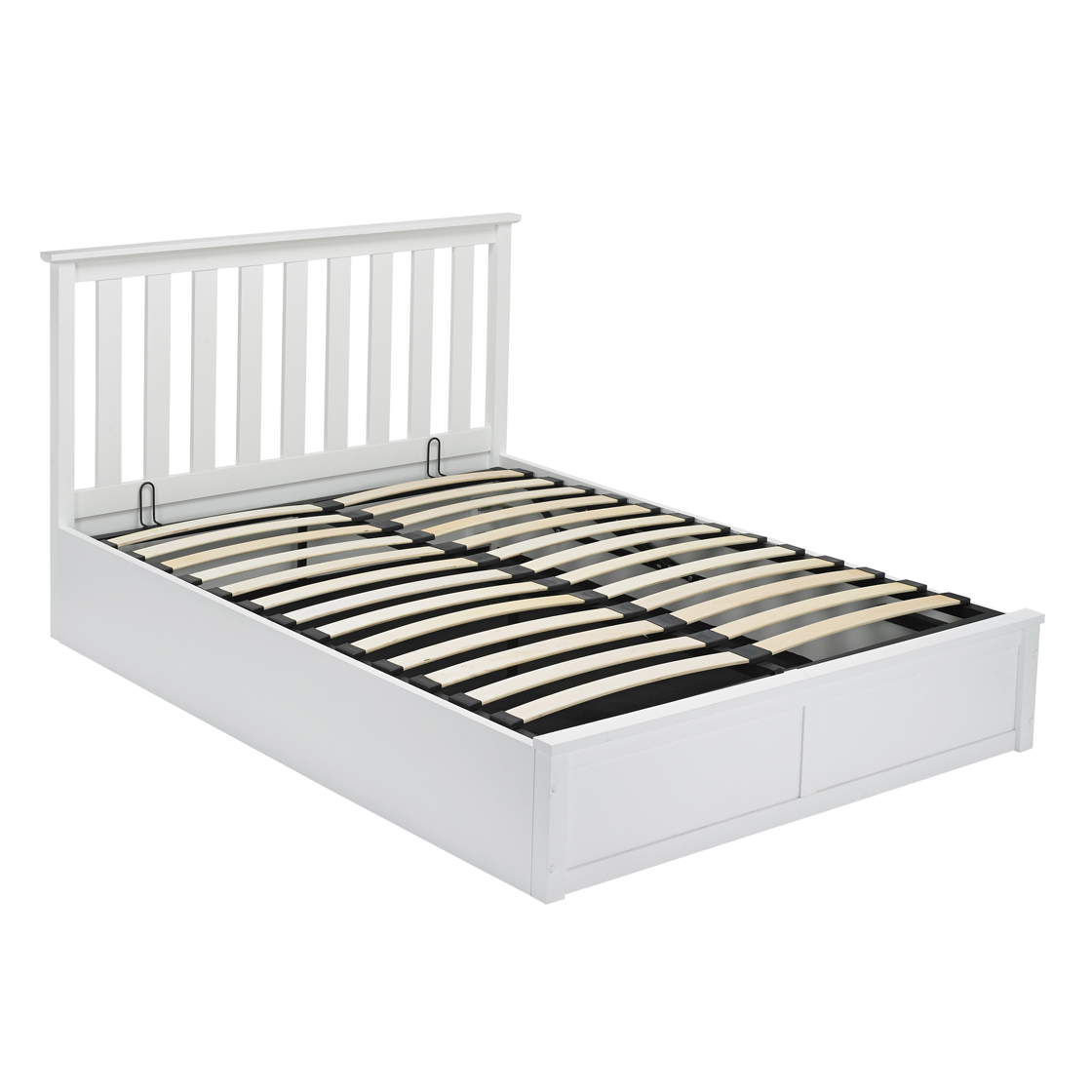 Oxford 5.0 Kingsize Bed White