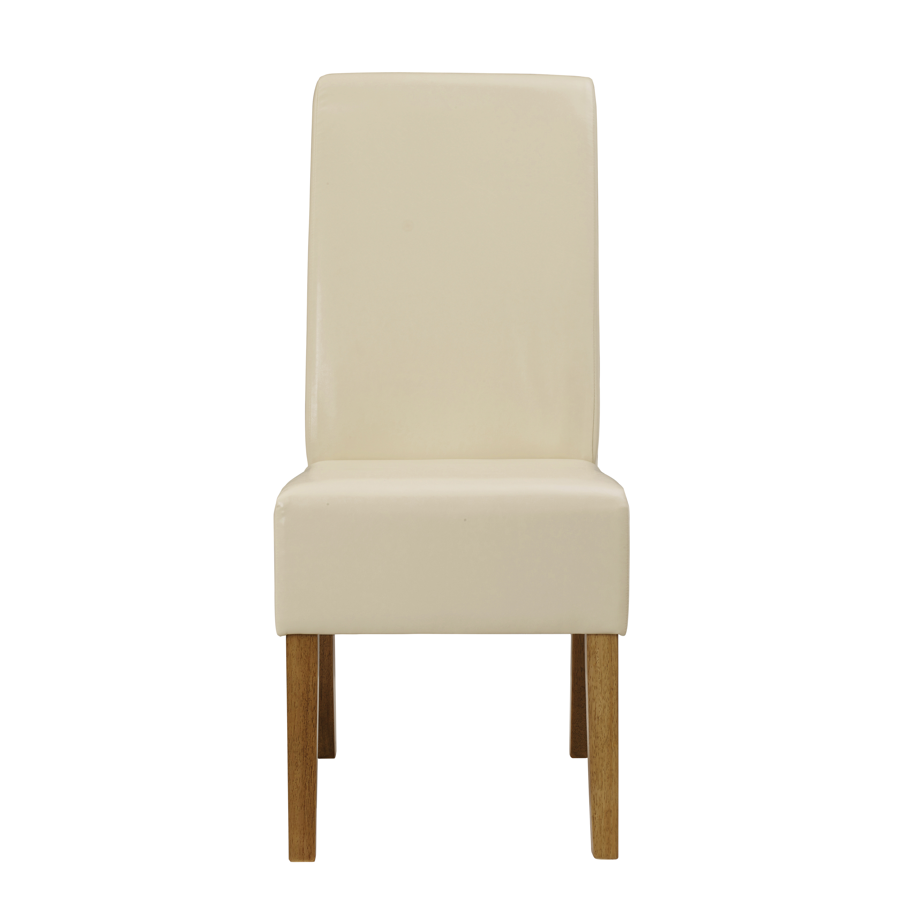Padstow Chair Cream (Pack of 2)